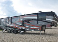 2018 heartland road warrior review fifth wheel sold to for Motor home specialist reviews